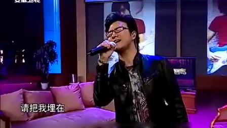 汪峰演唱经典歌曲《春天里》,比起旭日阳刚版的如何?