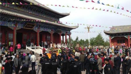 玛纳斯县庙会(2)