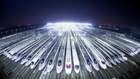 中国最大火车站,拥有100多条轨道,跑错一条就是灾难