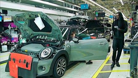 2020Mini COOPER英国工厂