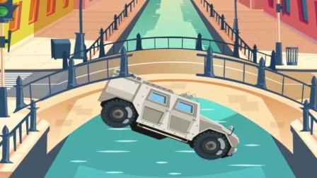脑力测试:连人带车落入水中,哪个方案比较靠谱?
