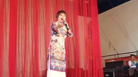 安金香清唱秦腔片段,不愧是名家,唱的就是好!