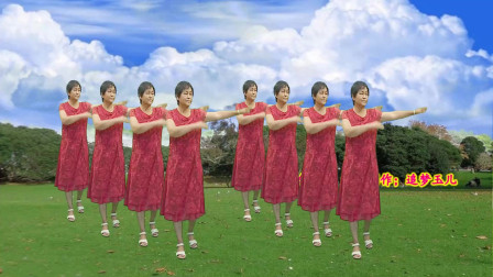 金素广场舞《家家有本难念的经》歌词句句大实话,唱出人生真理