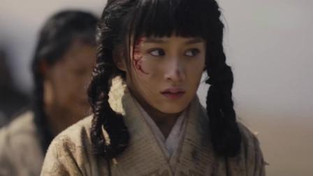 《九州缥缈录》刘昊然为了一个姑娘,怒砸锁链,哭戏惹人疼