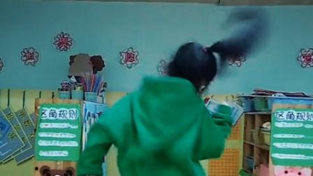 可爱小女孩一曲《天灵灵》舞蹈精彩极了,全程欢快又动感,看不腻