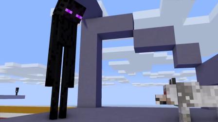 我的世界动画怪物学院-3D跑酷-rusplaying
