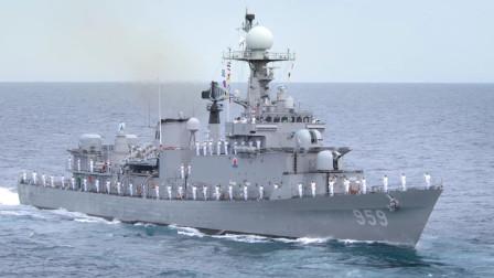 韩国将退役护卫舰翻新后赠给菲律宾 办交付仪式!