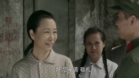 爷们儿:大妈插队还理直气壮,国生妈找来准女婿,直接把大妈吓跑