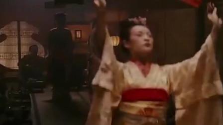 艺伎回忆录:章子怡的两段舞蹈,好繁艳好华美