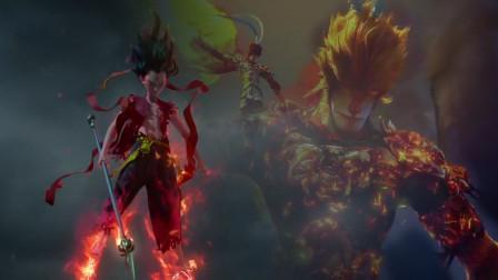 这首王亚东的《绝不会放过》霸气好听,配上这段画面,燃到爆炸!