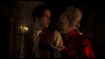 惊情四百年:小伙子脖子出血,老伯爵都快忍不住了
