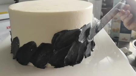 网红打卡蛋糕推荐,巴洛克皇冠,女神范,香芋夹心