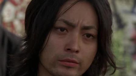 《热血高校2》中,前铃兰老大被凤仙围追,芹泽多摩雄一句话就震住对方!