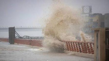 """台风""""利奇马""""造成303.6万人受灾 13人死亡 16人失联"""