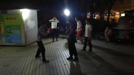 20190809南北广场训练(7)