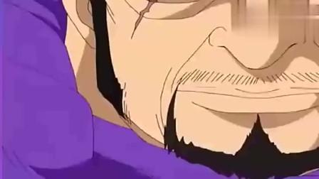 海贼王:萨博吃了艾斯的烧烧果实,实力大增轻松单挑海军大将!