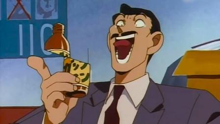 小五郎说小兰是母老虎,被小兰手刀警告,这真是亲生女儿?