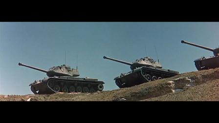 《二战经典》经典的坦克大战,最终德军因缺少油料而失败