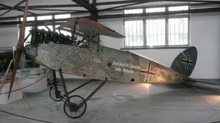 MFP 赫尔曼·戈林现存的飞机收藏