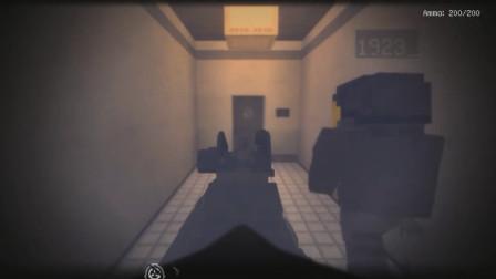 我的世界动画-SCP553-SCP Containment Breach minecraft