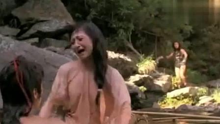 邵氏电影《水儿武士》精彩片段,女子被,丑态百出
