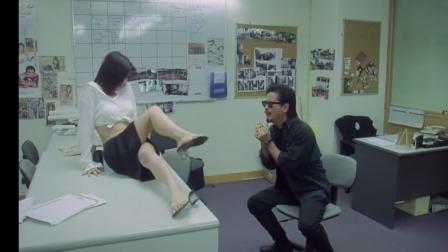 电影鸭:关秀媚这一段表演看的陈百祥直流鼻血,太搞笑了