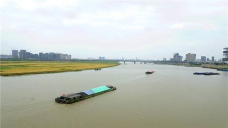 淮河的水系发达水量也大,为什么它没有出海口呢?今天算长见识了