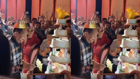 袁隆平院士九十大寿,蛋糕的设计者可谓用心良苦了