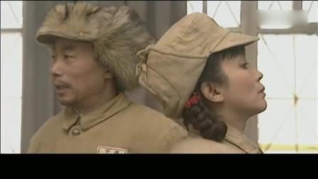 褚琴对石光荣发飙,石光荣说自己要去朝鲜打仗,态度秒变了!