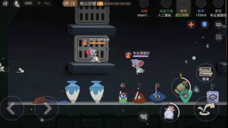 猫和老鼠:雪夜城堡暗藏军火库?4个神秘管道,都能通向哪?