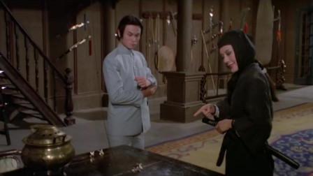 《中华丈夫》日本妻子输后用忍术偷袭,刘家辉得振振夫纲了