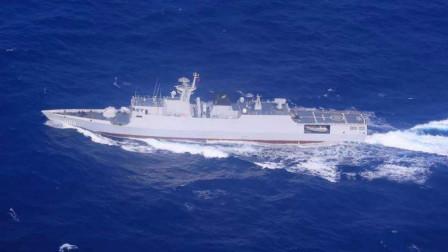 中国056A护卫舰战力如何?反潜作战十分出色,未来将建造70艘