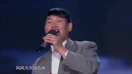 刘欢万万没想到,朱之文翻唱《好汉歌》丝毫不费力气,太有气势了