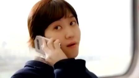 女孩在车上遇到坏人,她随手接了个电话,没想到全车人都被吓坏了