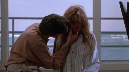 丈夫明知妻子不会游泳,却强迫妻子出海,一部美国家庭罪电影!