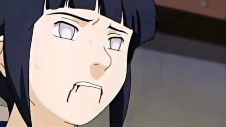 [火影忍者]雏田第一次公开自己的忍道-鸣人的理想就是我的理想