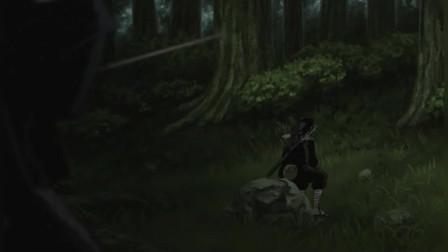 《火影忍者》森林埋伏的忍者,听说鸣人已经落草为寇了!
