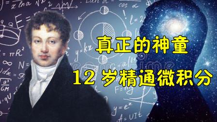 12岁精通微积分的天才,人送外号电学牛顿