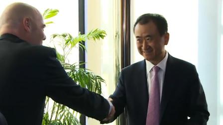 外商向王健林炫富:我拥有5家酒店,王总淡定一笑,回答很犀利