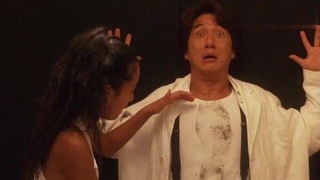 香港经典电影:成龙笑话李小龙的功夫是小意思,谁知道打脸了