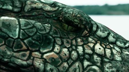 史前巨型变异鳄鱼再度来袭