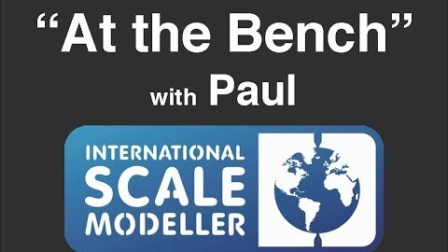 """ISM """"At the bench """"With Paul 2019.8.11"""
