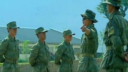 士兵突击:三个月的训练后剩下的人不多,留下的都是精英!