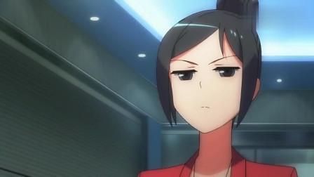 王牌御史:红姐一言不合脱衣服,还在天然菲面前,真让人嫉妒!