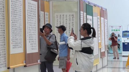 庆祝国庆70周年农民书画展(崧厦西华古屋书画社)