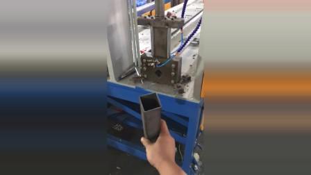 数控全自动方管切断机效果7小段