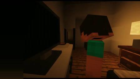 我的世界动画-一片漆黑-KritBit