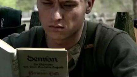 德军少尉奉命枪杀战俘,临刑前的这一刻,却让他感到人生的恐惧