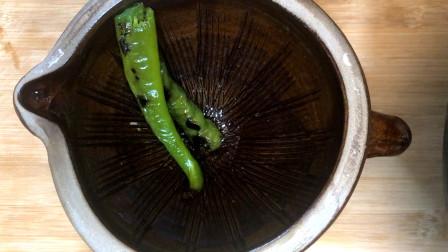 饭店的辣椒为什么那么好吃?很多人都少了一样东西,这才是擂辣椒的正确做法