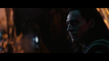 复仇者联盟:这个巫人对他们说你们是为灭霸赴死,应该感到光荣